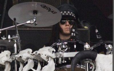 Drummer Joey Jordison drops off Ministry tour