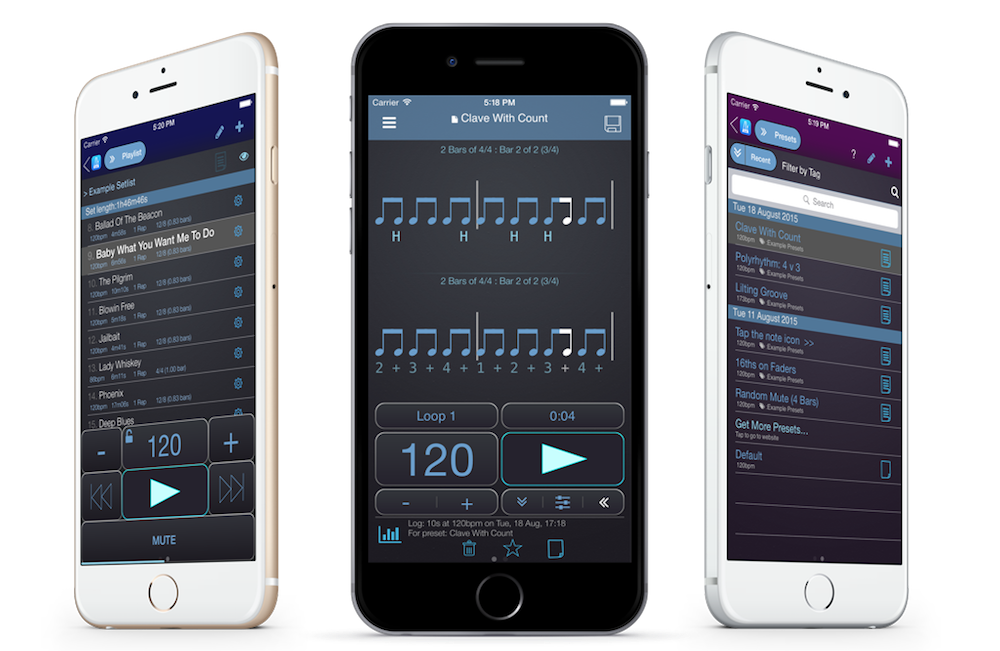 PolyNome metronome app update
