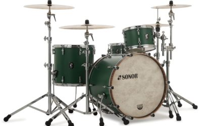 BeatIt Test: Sonor SQ1 Drum Kit