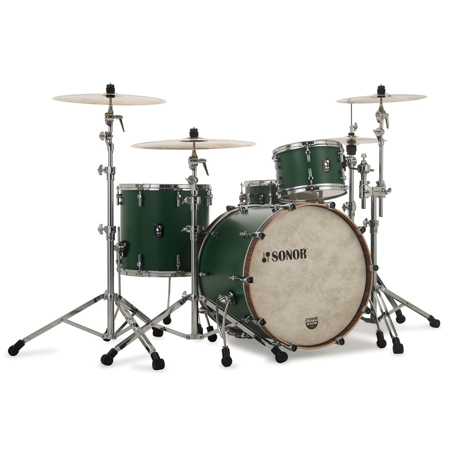 Sonor SQ1 Roadster Green en.beatit.tv