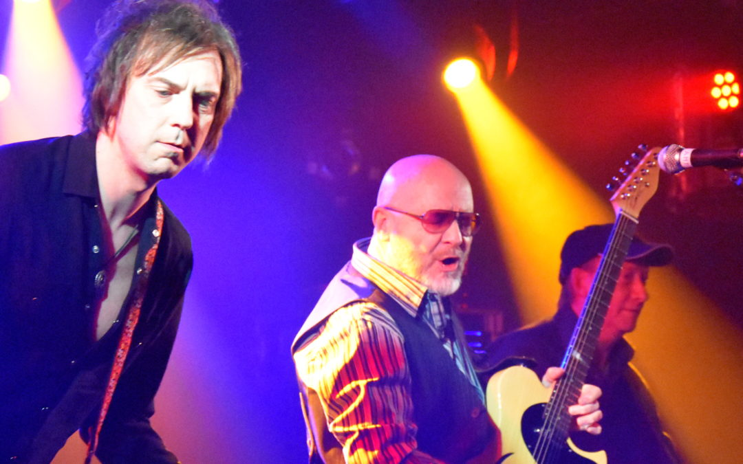 Live Review: Wishbone Ash, Proxima, Warsaw, 13 March 2018