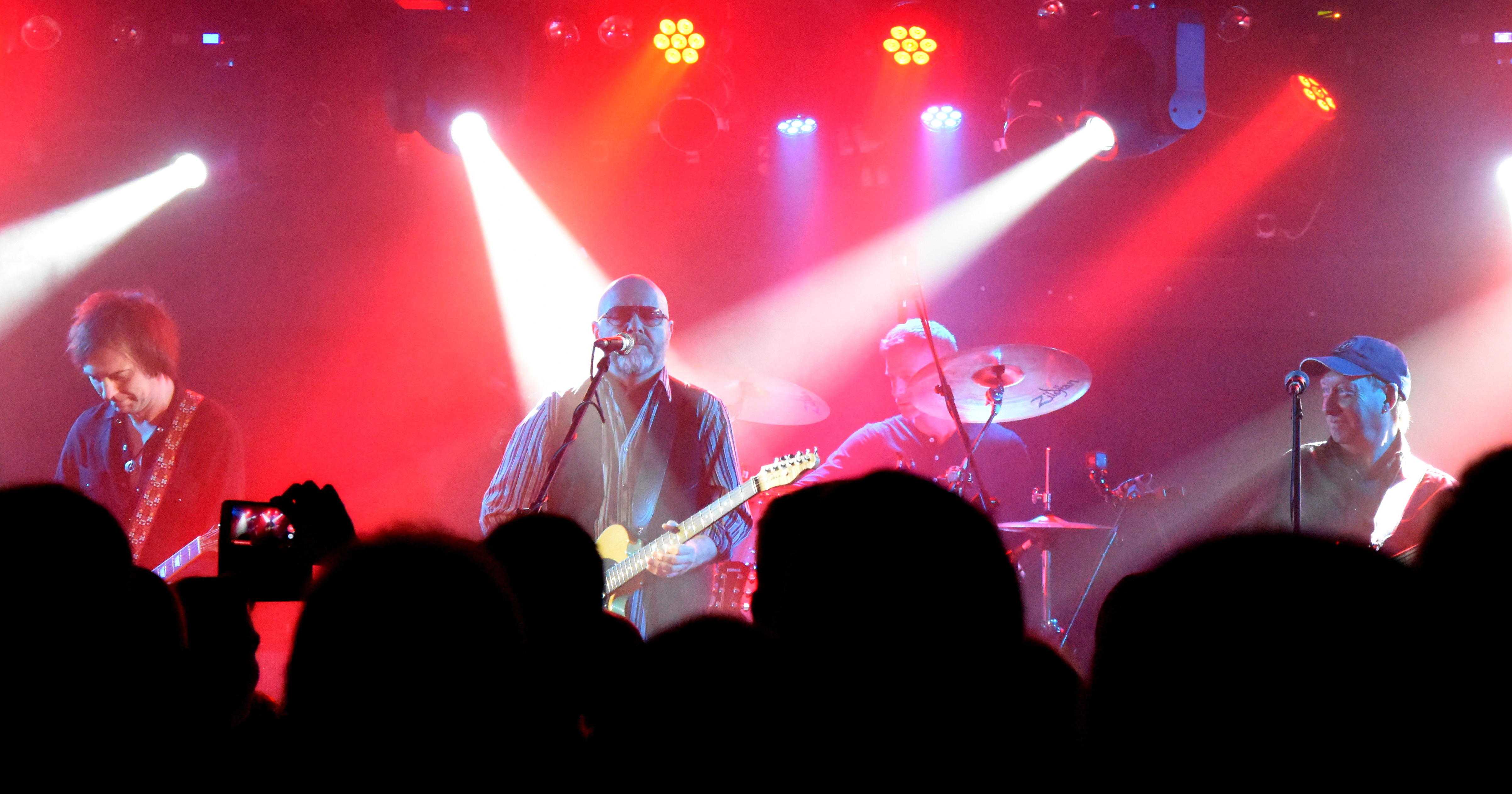 Wishbone Ash, Warsaw, Proxima en.beatit.tv