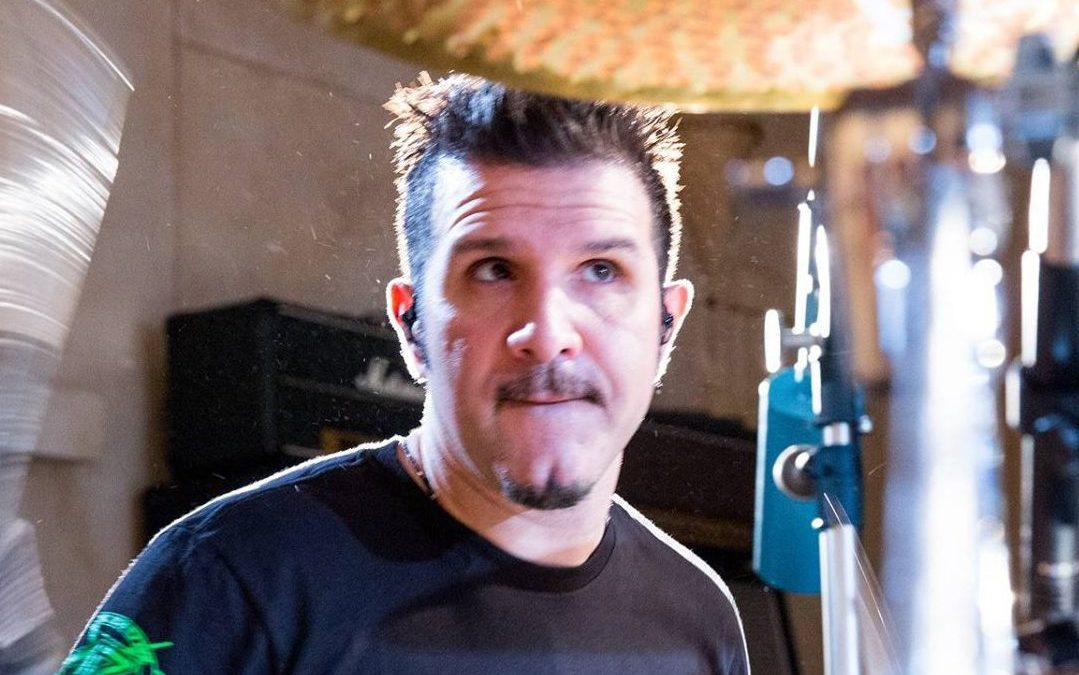 Charlie Benante: Apple 'Had A Big Hand In Destroying Music'