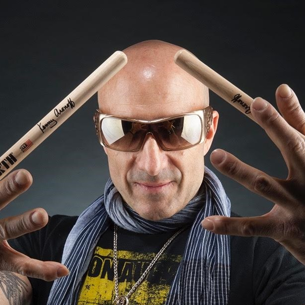 Kenny Aronoff on meeting Dave Grohl for the first time