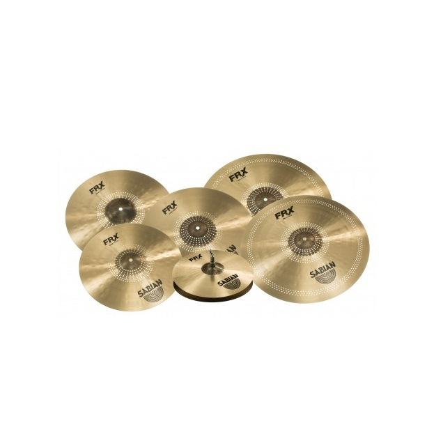 Sabian presents the FRX cymbal series