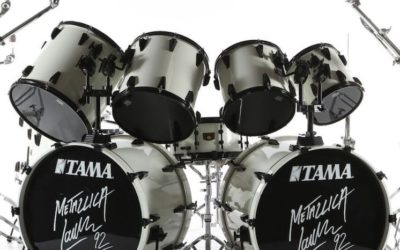 10 Classic Music Videos Featuring a TAMA Kit