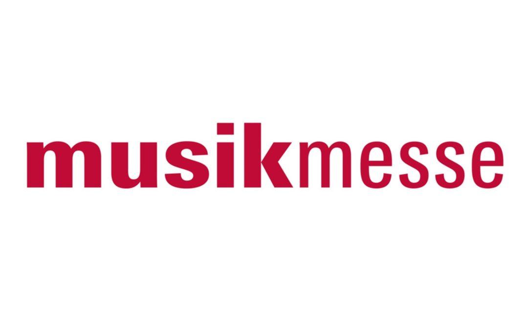 Musikmesse 2018 is coming!