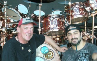 Mike Portnoy to play with Rush?