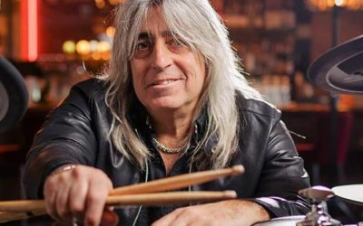 Mikkey Dee (Scorpions) joined the Yamaha DTX family