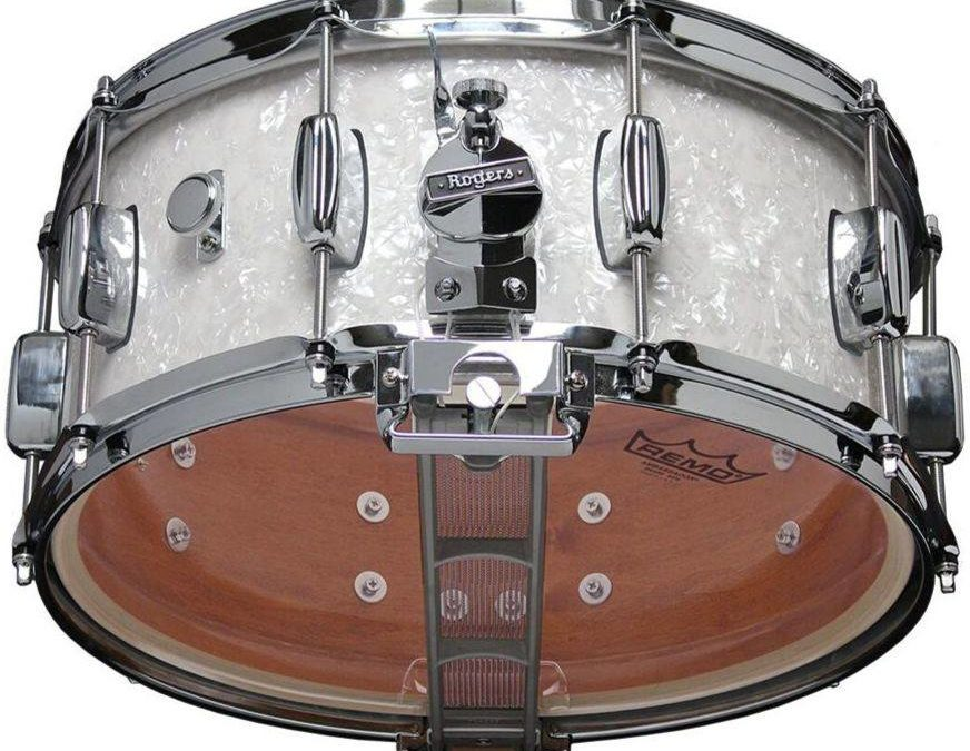 Rogers Dyna-Sonic: the legendary snare drum returns