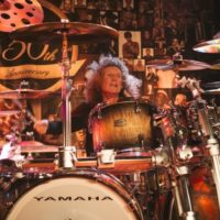 10 Classic Concerts played on Yamaha Drums