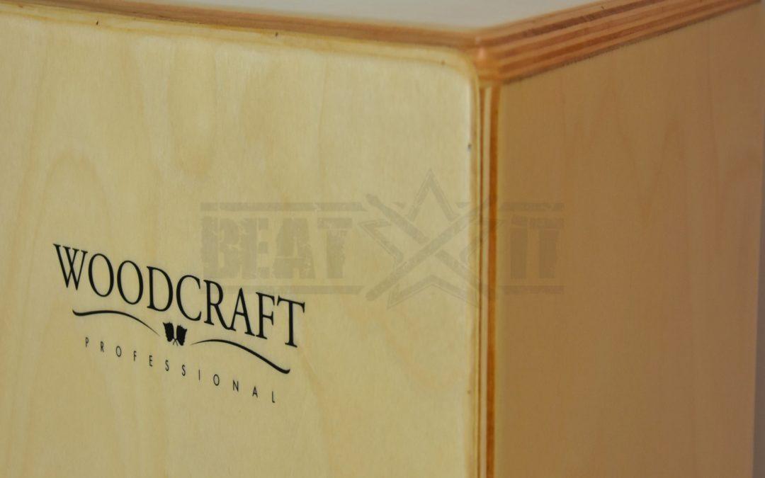 BeatIt Test: Meinl Woodcraft Makah-Burl Cajon
