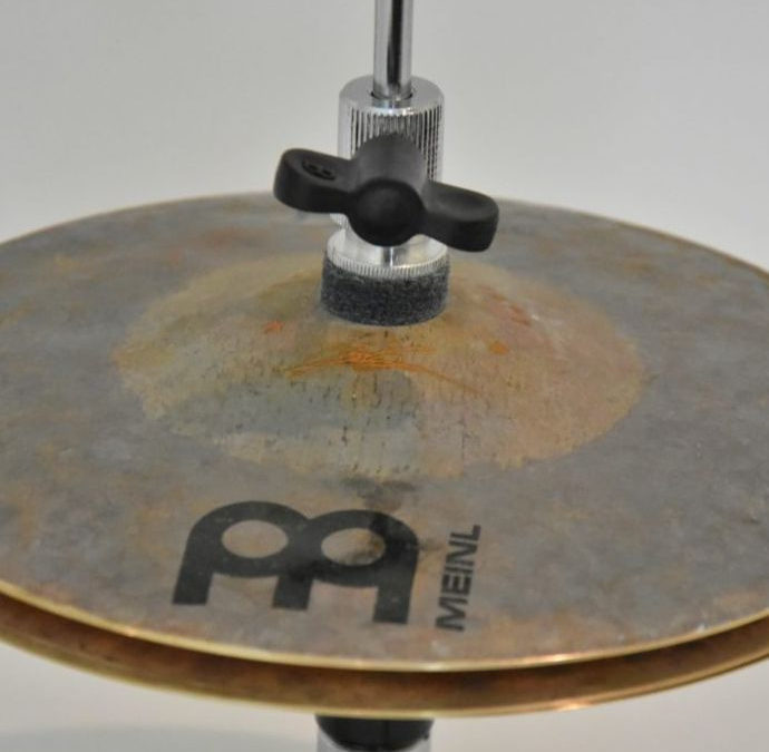 BeatIt Test: 8″ Meinl Artist Concept Model – Benny Greb Crasher Hats