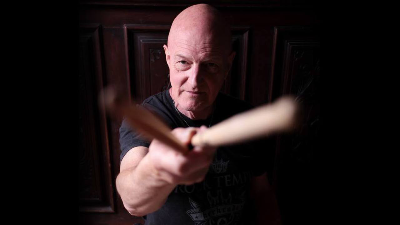Chris Slade talks about his retirement from music