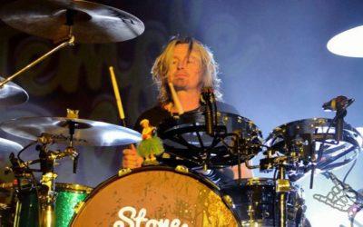Eric Kretz's (Stone Temple Pilots) list of most inspiring drummers