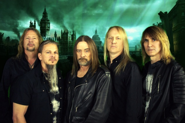 Ken Mary is Flotsam and Jetsam's new drummer