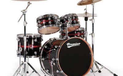 BeatIt Test: Premier Genista GM20-25 Drum Kit