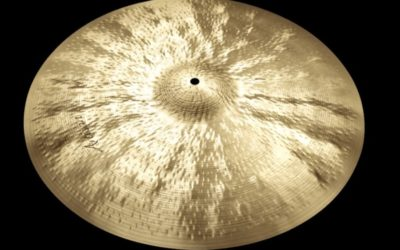 "BeatIt Test: 20"" Sabian Artisan Light Ride"