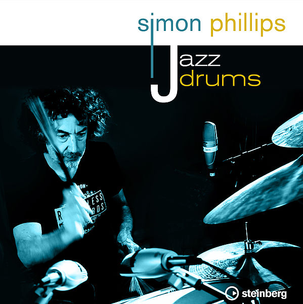 Simon Phillips Jazz Drums en.beatit.tv