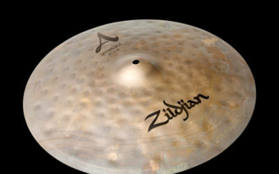 "BeatIt Test: 18"" Zildjian A Uptown Ride"