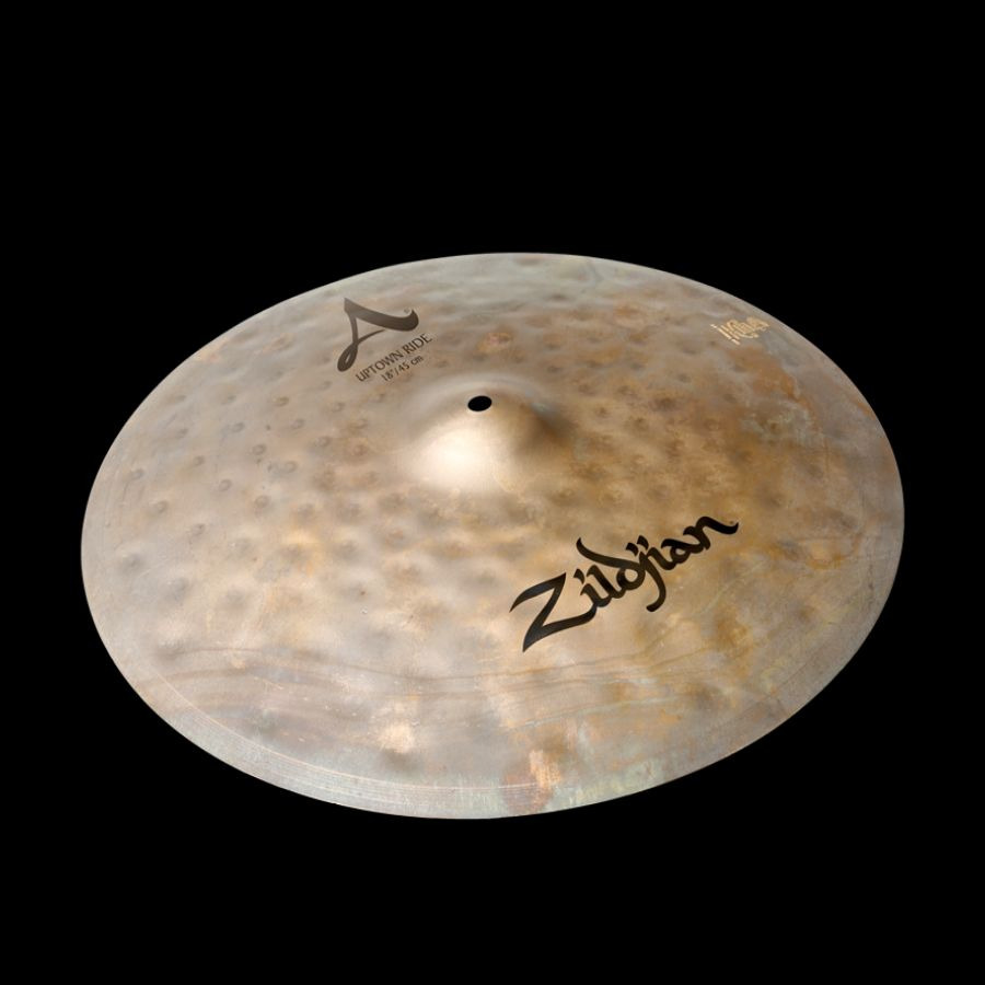 "18"" Zildjian A Uptown Ride en.beatit.tv"