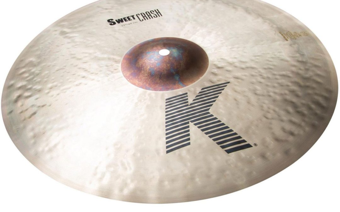 BeatIt Test: 18″, 19″, 20″ Zildjian K Sweet Crashes