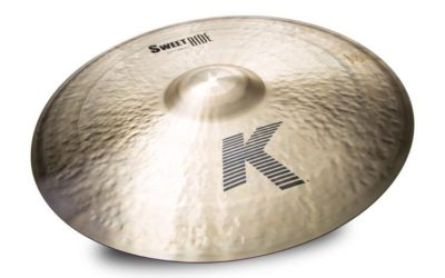"BeatIt Test: 21"" and 23"" Zildjian K Sweet Rides"
