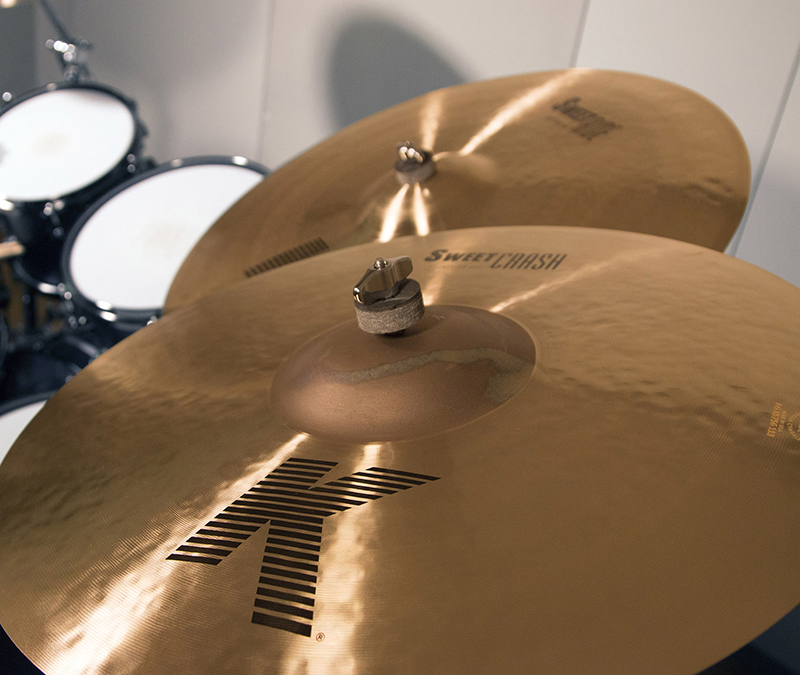 Zildjian K Sweet Crash (photo: zildjian.com)
