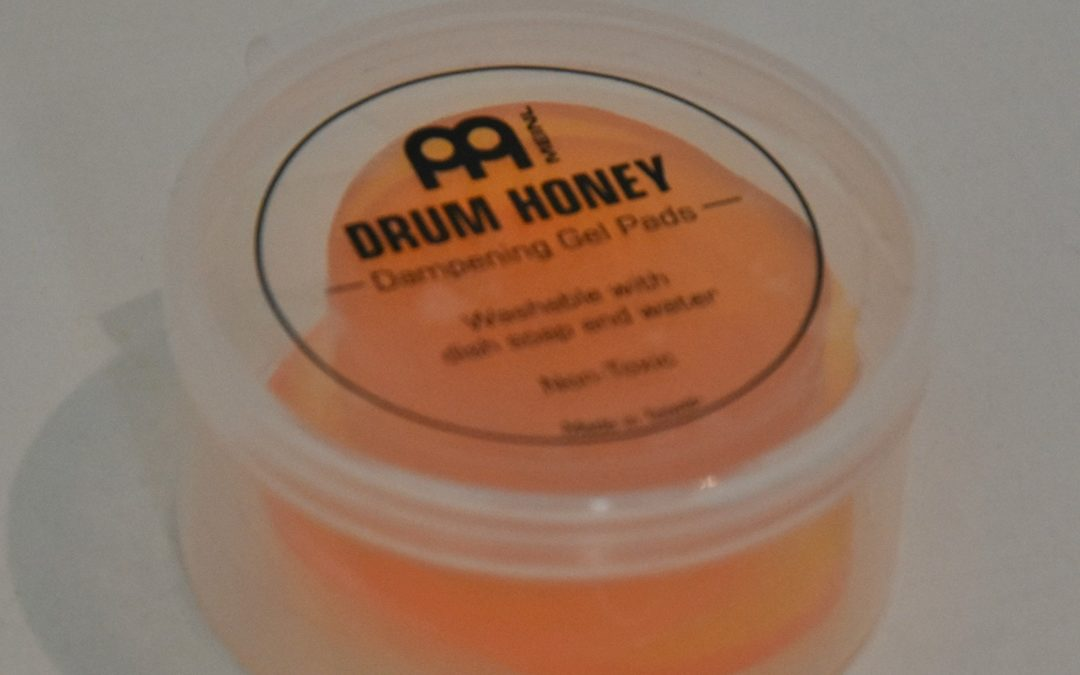BeatIt Test: Meinl Drum Honey dampening gel pads