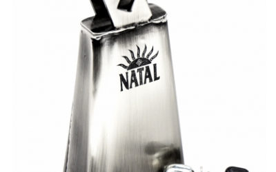 BeatIt Test: Natal NSTC6 Spirit Black Nickel Cowbell