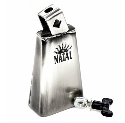 BeatIt Test: Natal NSTC6 Spirit Black Nickel Cowbell