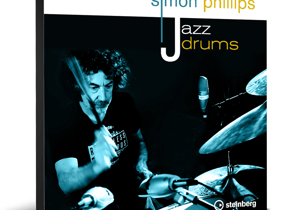 Simon Phillips Jazz Drums from Steinberg