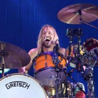 Taylor Hawkins talking about how he felt hearing 'Smells Like Teen Spirit' for the first time