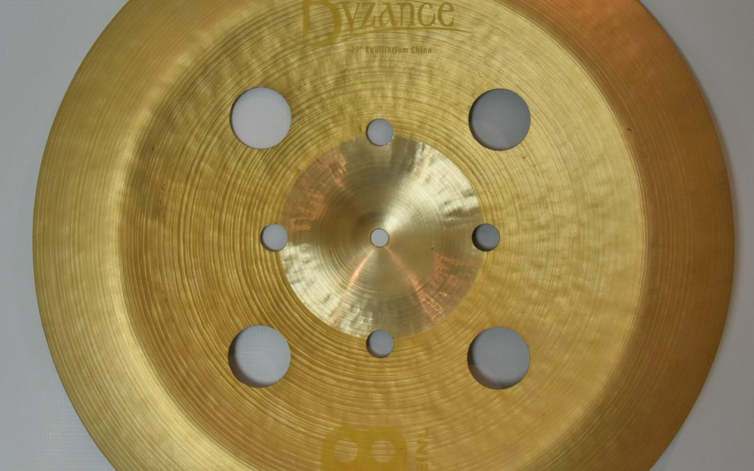 BeatIt Test: 20″ Meinl Byzance Vintage Equilibrium China