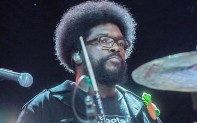 Questlove (The Roots) on creativity