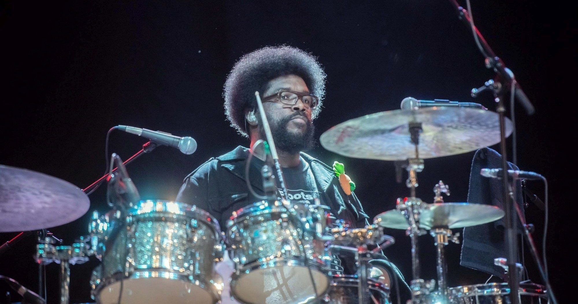 The Roots drummer