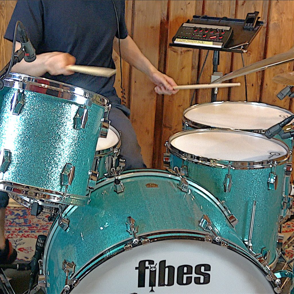 90s Fibes Drums kit en.beatit.tv MW-Vintage