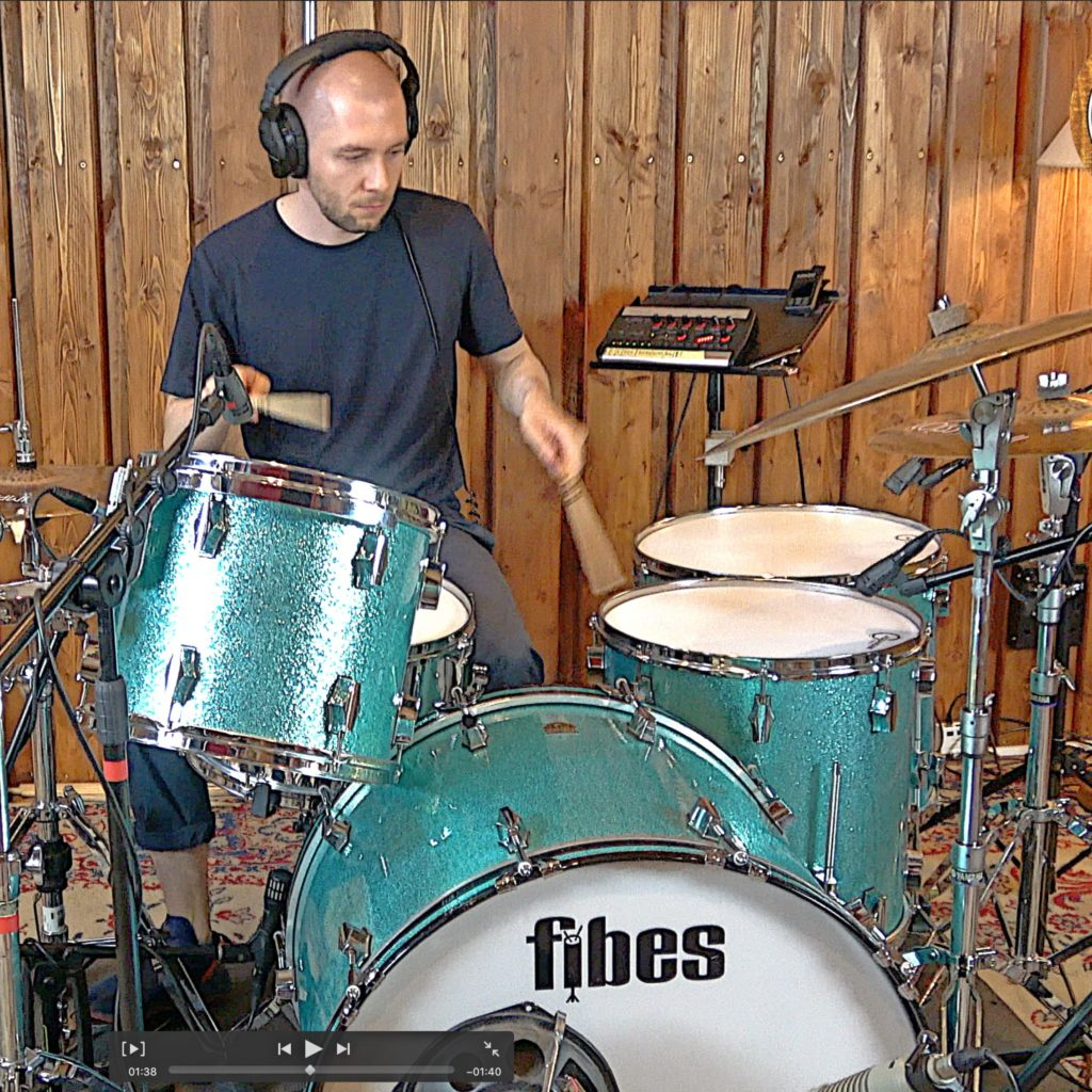 Fibes Drums en.beatit.tv