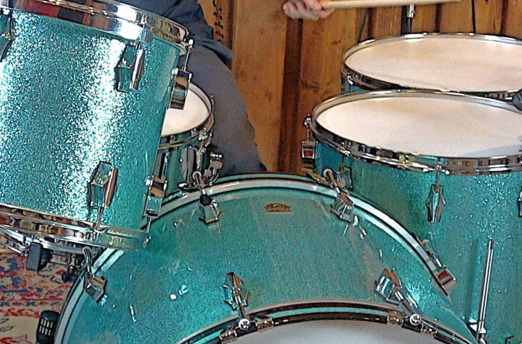BeatIt Vintage Test: 90s Fibes drum kit
