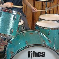BeatIt Vintage Test: 90s Fibes drum kit
