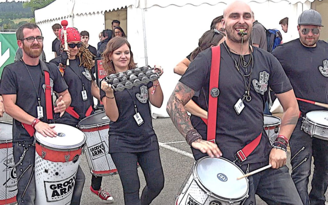 BeatIt Report: Meinl Percussion Festival 2018