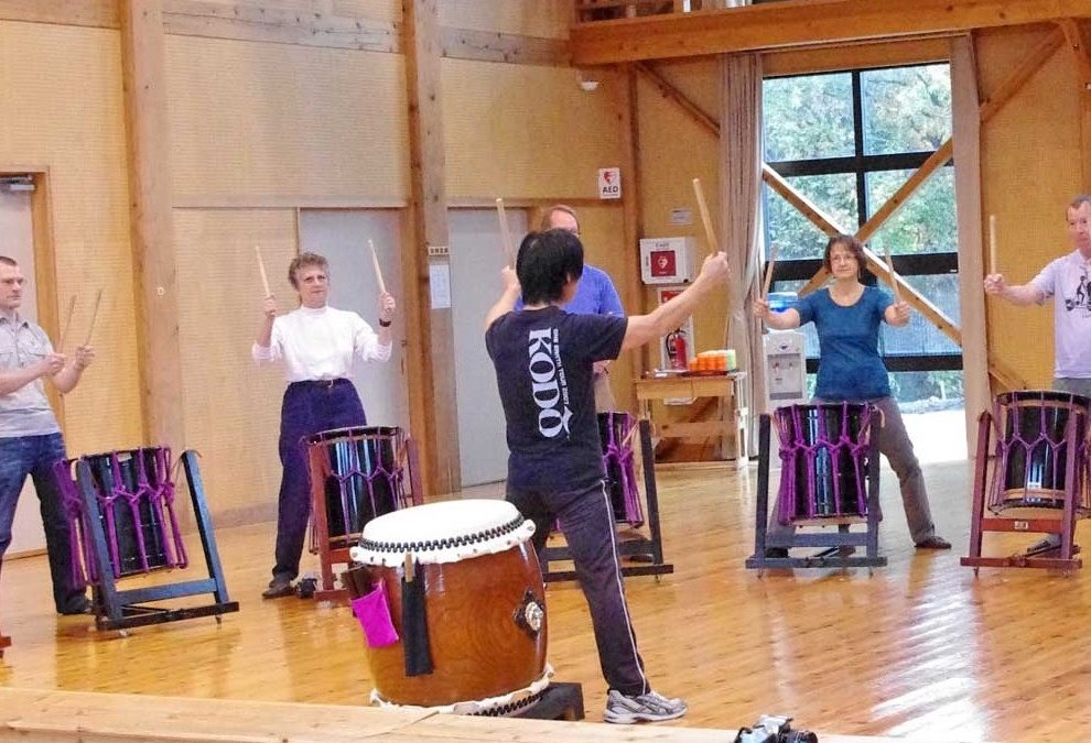 Drumming can help treat a great deal of medical conditions