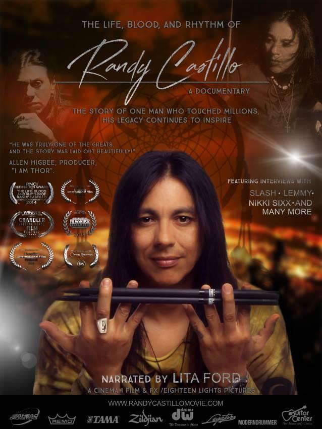 Randy Castillo movie