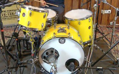 BeatIt Vintage Test: 70s Beverley Drum Kit
