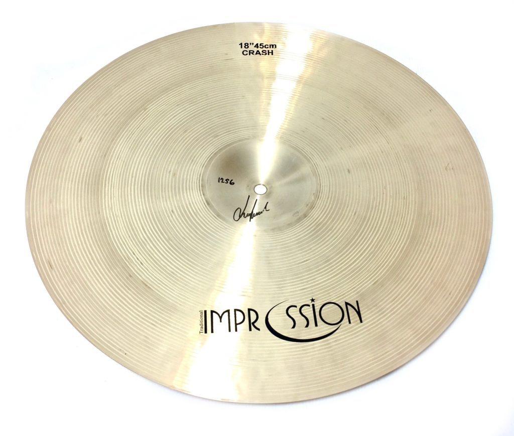 "Impression Traditional 18"" Crash"