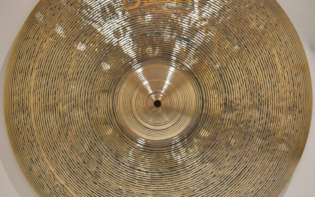 BeatIt Test: 22″ Meinl Byzance Jazz Monophonic Ride