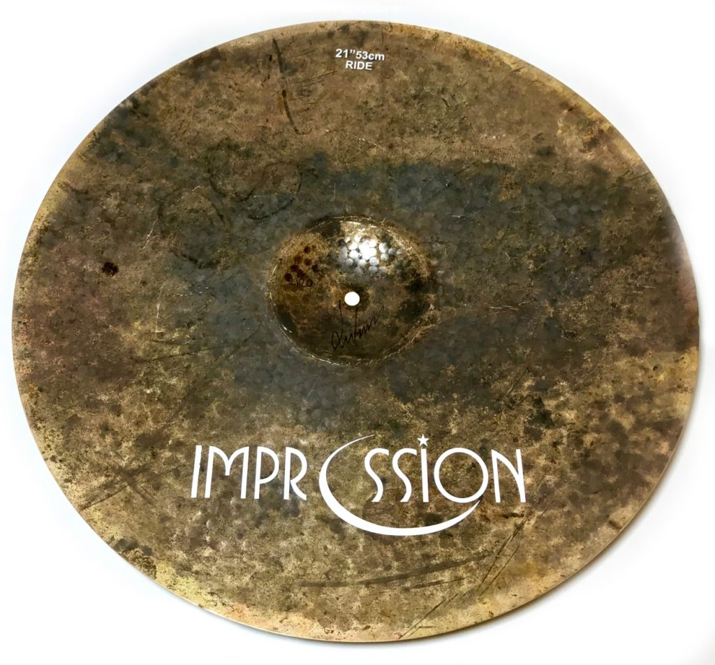 Impression Dark cymbals en.beatit.tv
