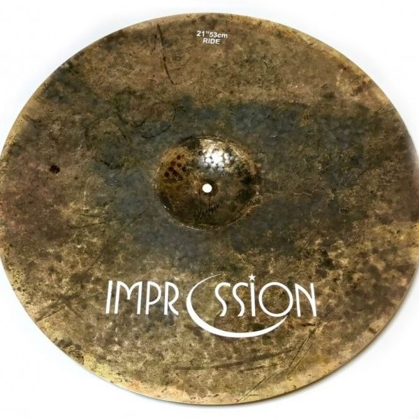 BeatIt Test: Impression Dark Cymbal Set