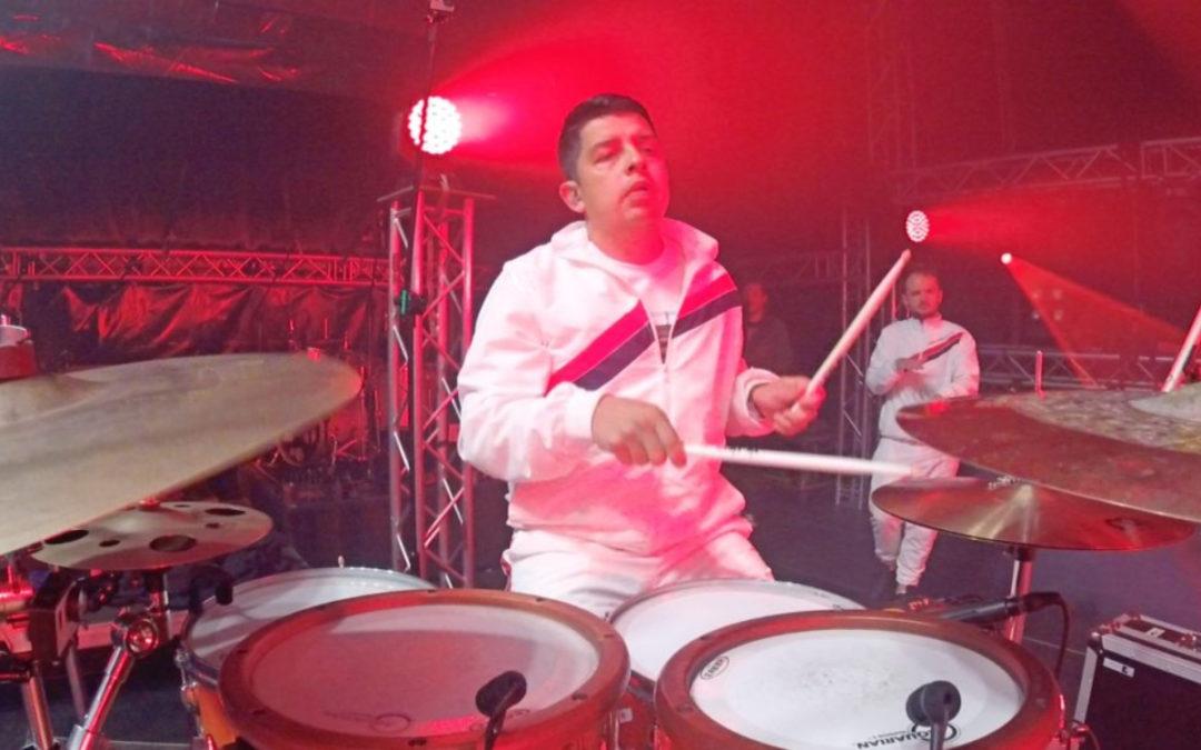 """José Manuel Albán Juárez (Manolo) & Ten Typ Mes – """"Rudy Kurniawan"""" Live for BeatIt"""