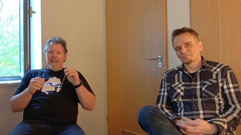 Gavin Harrison & Pat Mastelotto beatit.tv